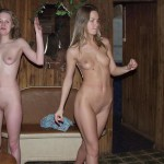 Naked female teen mexican